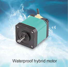 Waterproof hybrid motor