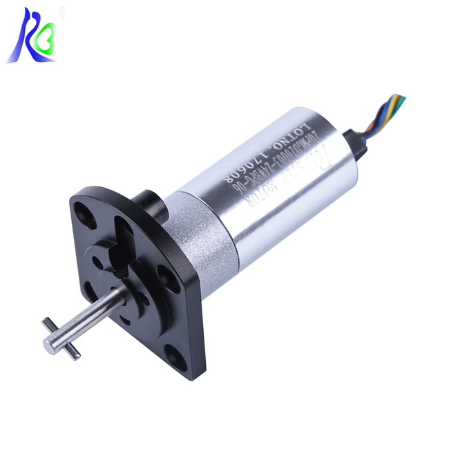 2phase 18° 20PM Waterproof Gearbox