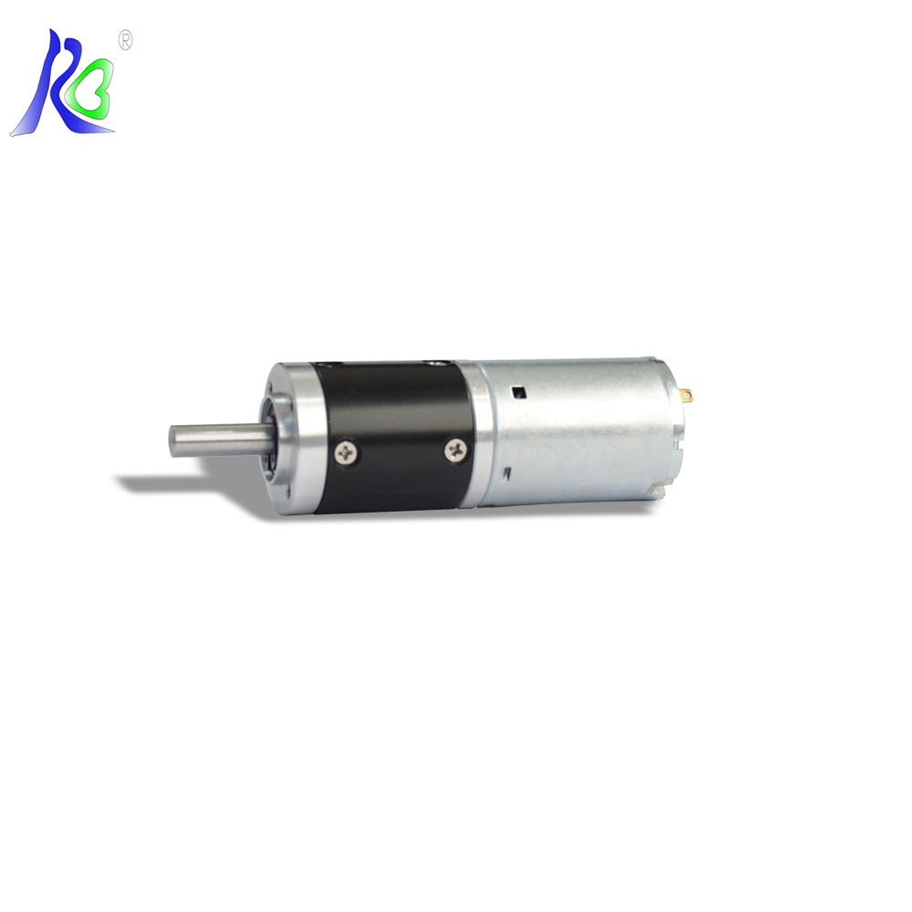28mm DC Motor with Gearbox