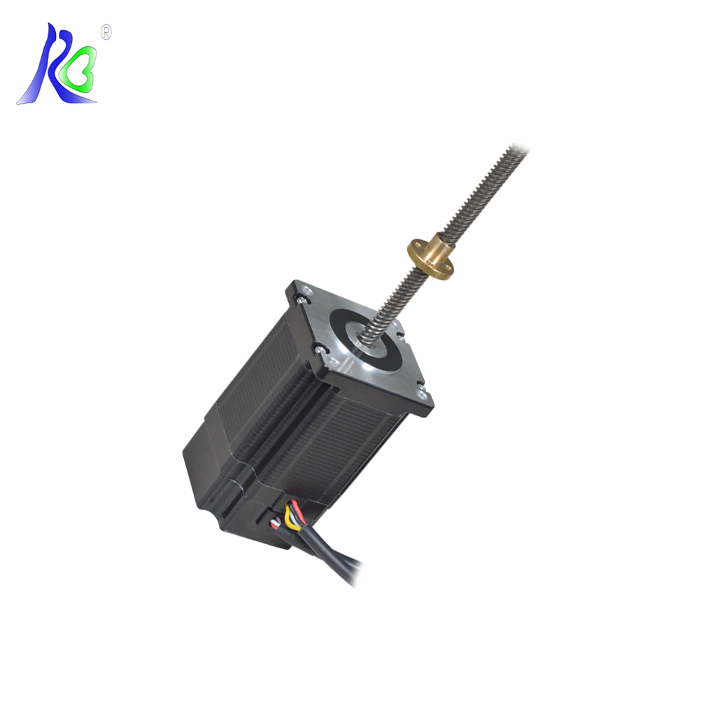 2Phase1.8° 24HD with Encoder, Linear Servo Motor