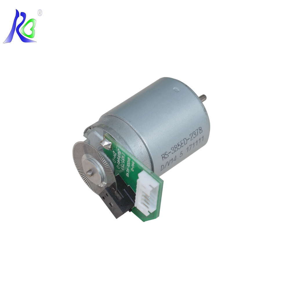 RS 385 DC MOTOR with Encoder
