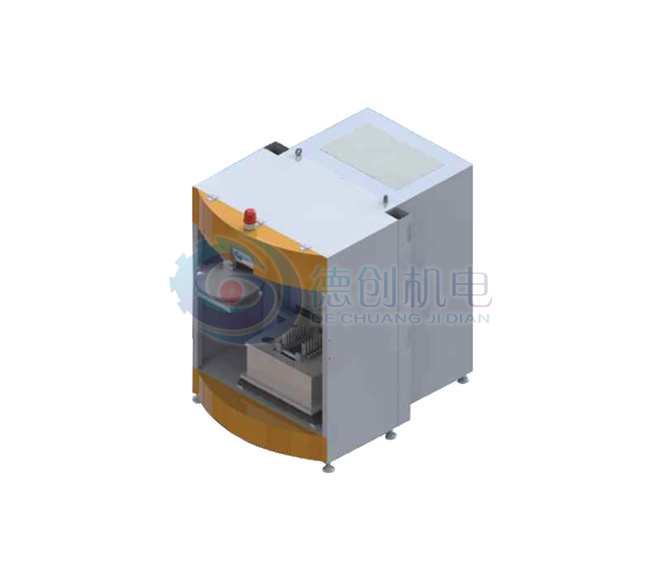 Self-contained rapid color change powder supply center