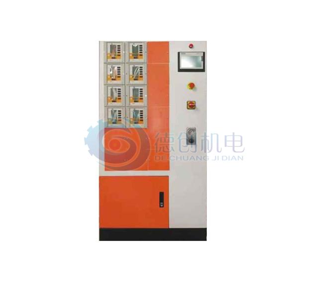 整套噴房系統控制分兩塊控制(一般噴房采用2人作業)