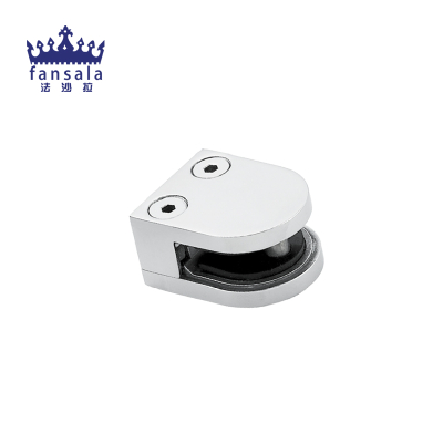 FSL-8004 (Flat Base & Solid Glass Clamp)