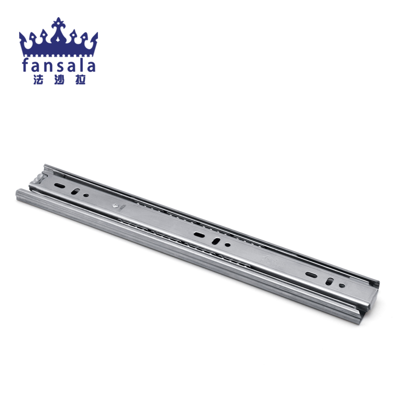 FSL-B001(Stainless Steel) Drawer Slide Rail
