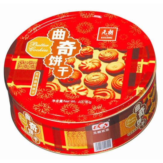 元朗曲奇饼干400克