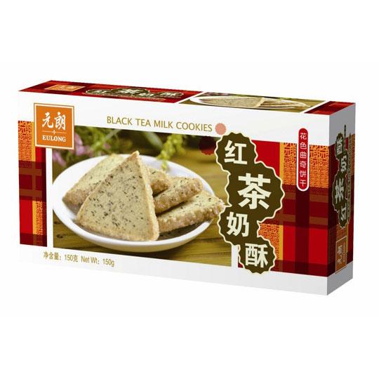 元朗红茶奶酥150克