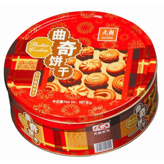 元朗曲奇饼干681克