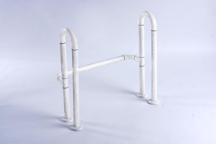小便斗扶手LE-W17白色/黃色-勞恩塑料制品