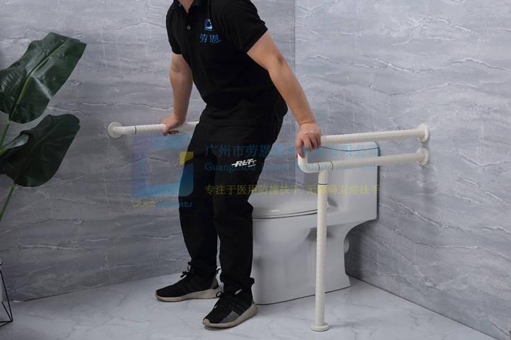 安全衛浴設備-衛生家老人助力扶手,折疊沐浴凳 (3)