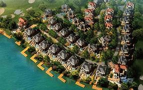 Tianli Taohuayuan Golf Community, Changde, Hunan Province