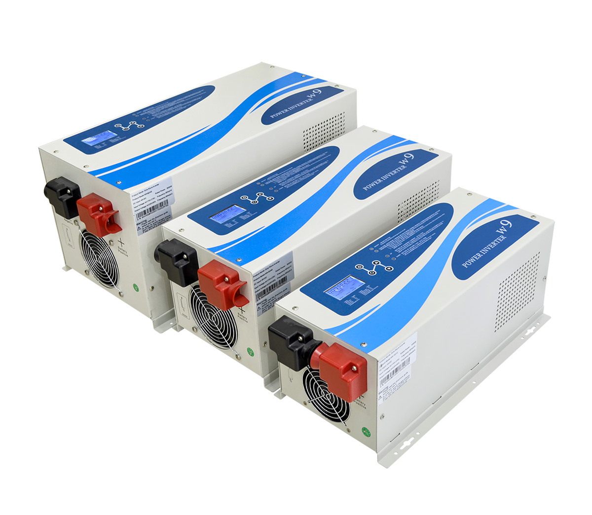 W9  Low frequency inverter