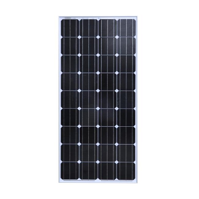 Monocrystalline pv panel module 140W-170W