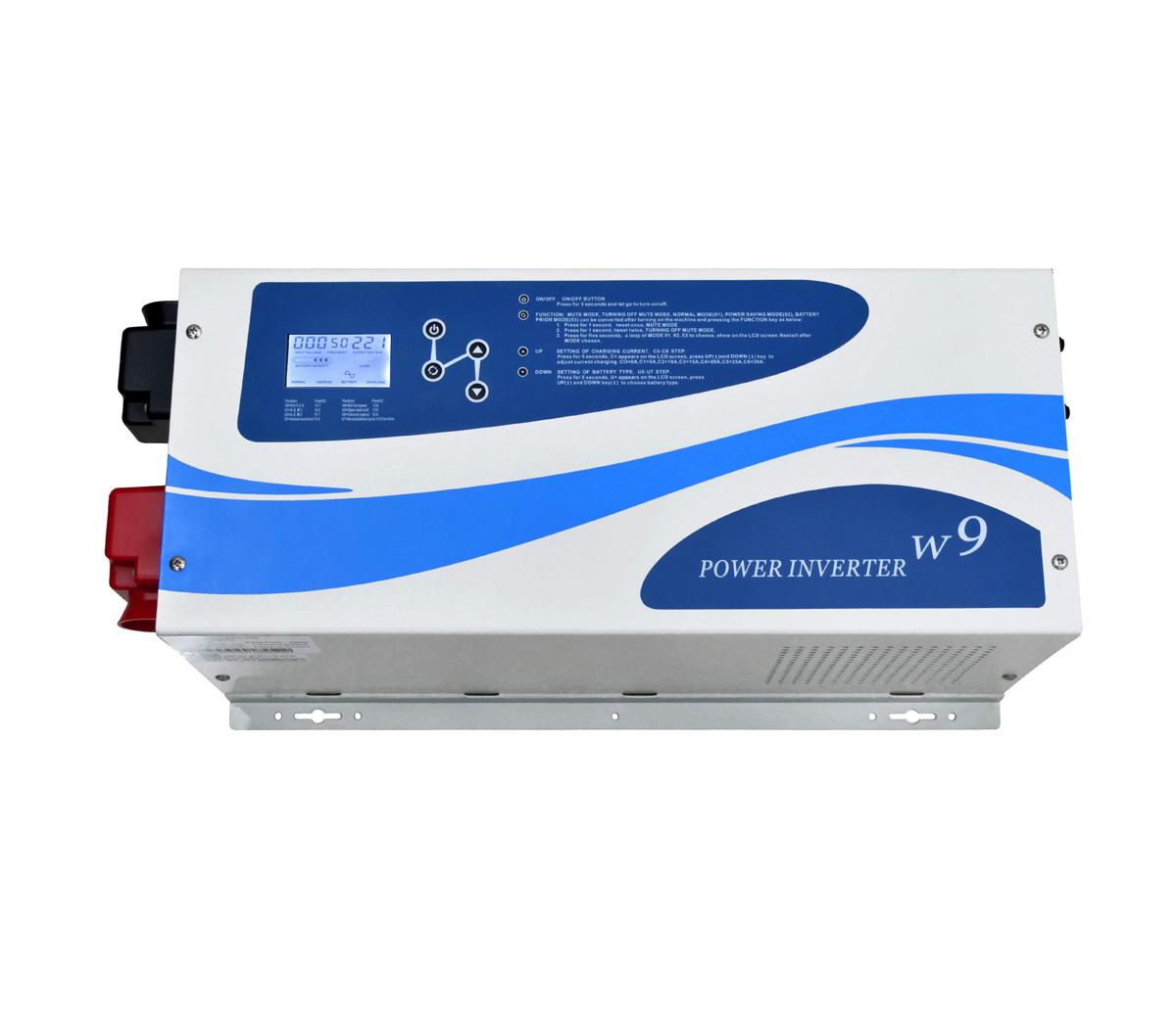 W9 Power Inverter (2000w-3000w)
