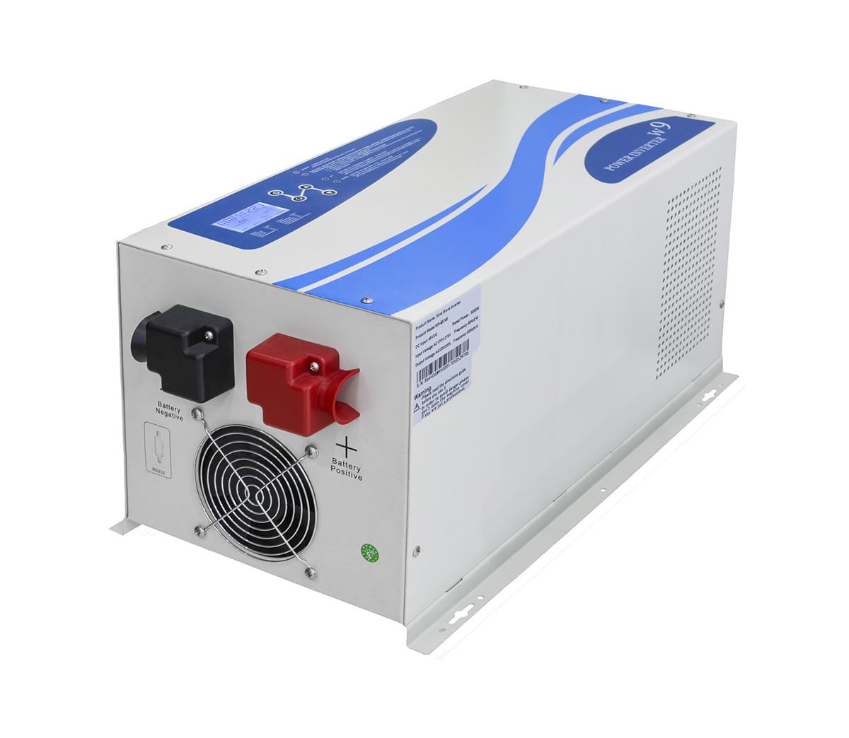 W9 Solar Inverter (4000w-7000w)