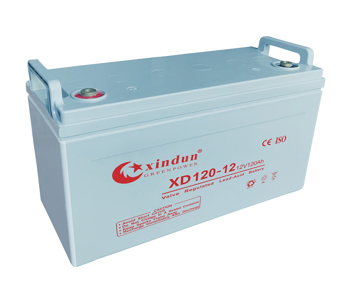 XD120-12 Battery (12V120Ah)