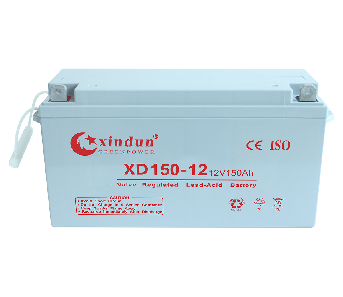 XD150-12 Battery (12V150Ah)