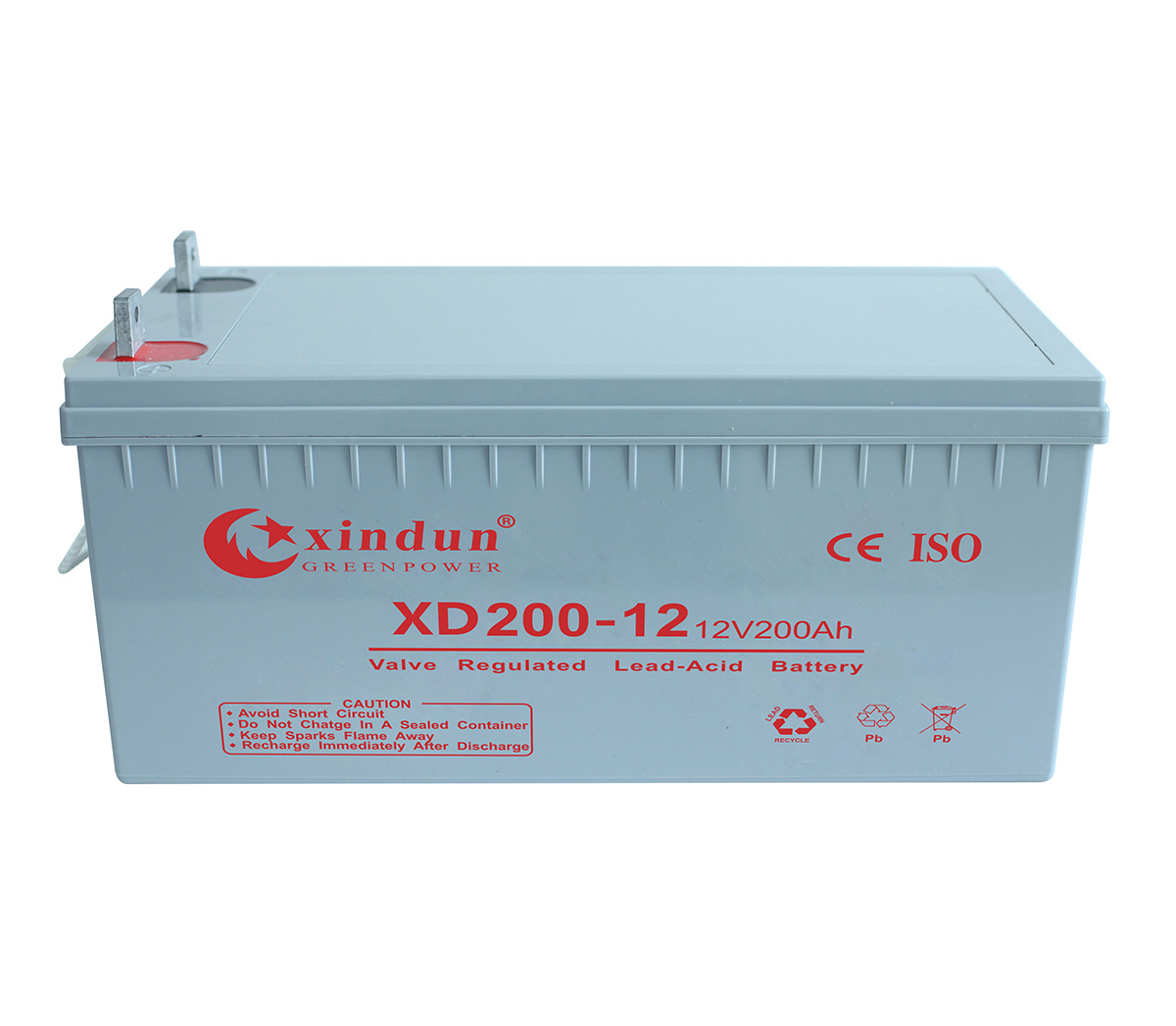 XD200-12 Battery (12V200Ah)
