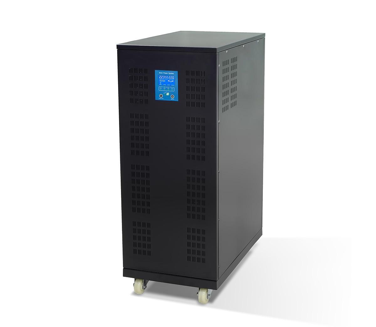 Hybrid solar inverter 30kw-40kw