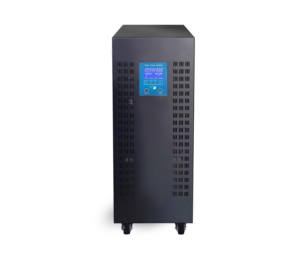 Hybrid inverter off grid 12kw-25kw
