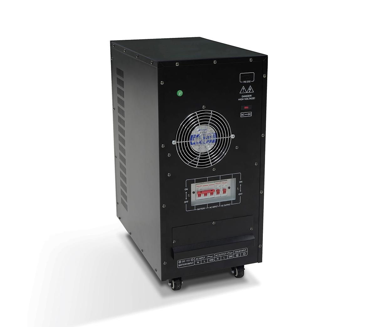 DC AC hybrid inverter 7kw 10kw