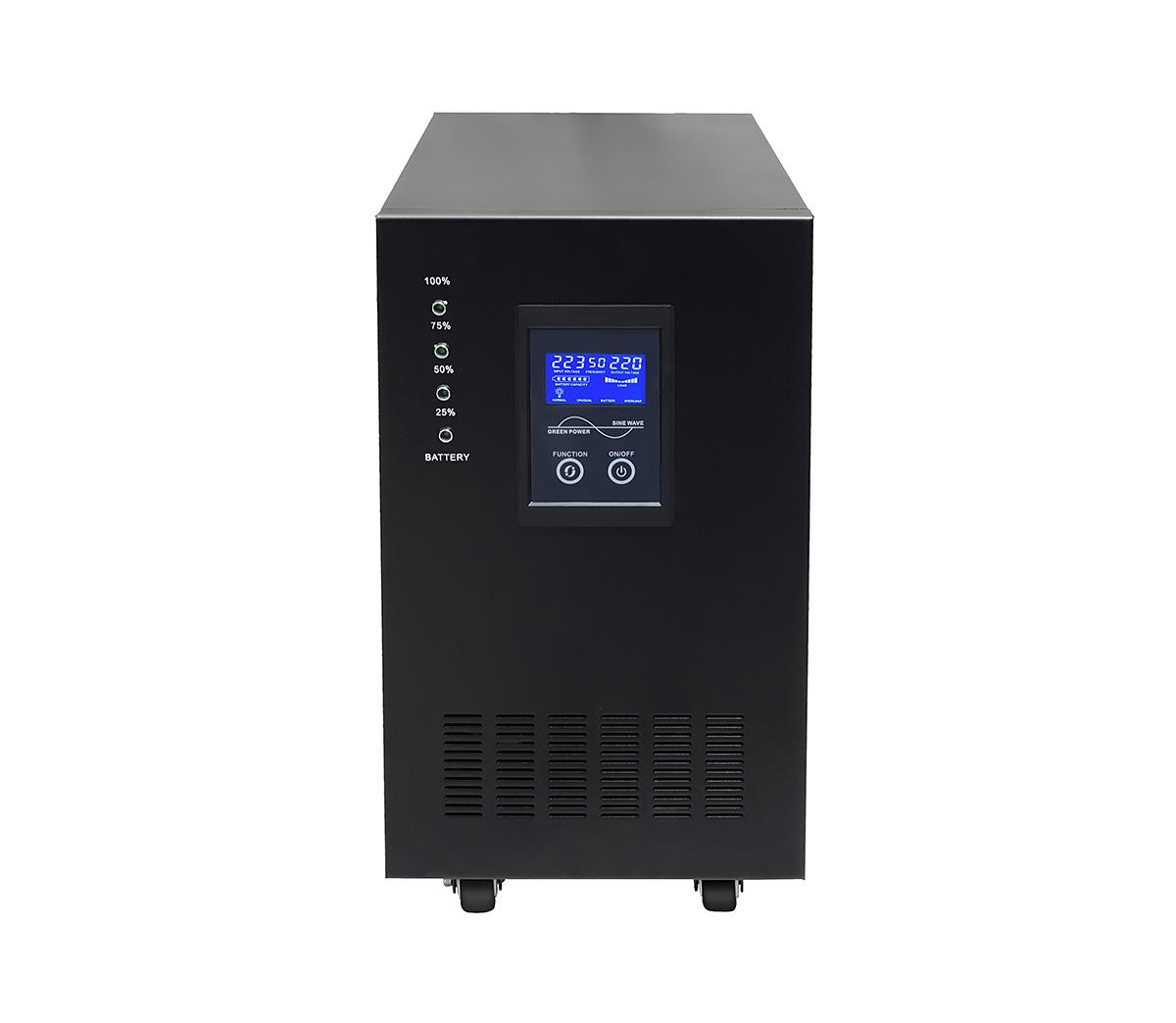 MPPT solar hybrid inverter 4kw-6kw