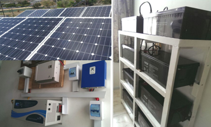 PV Inverter installation case