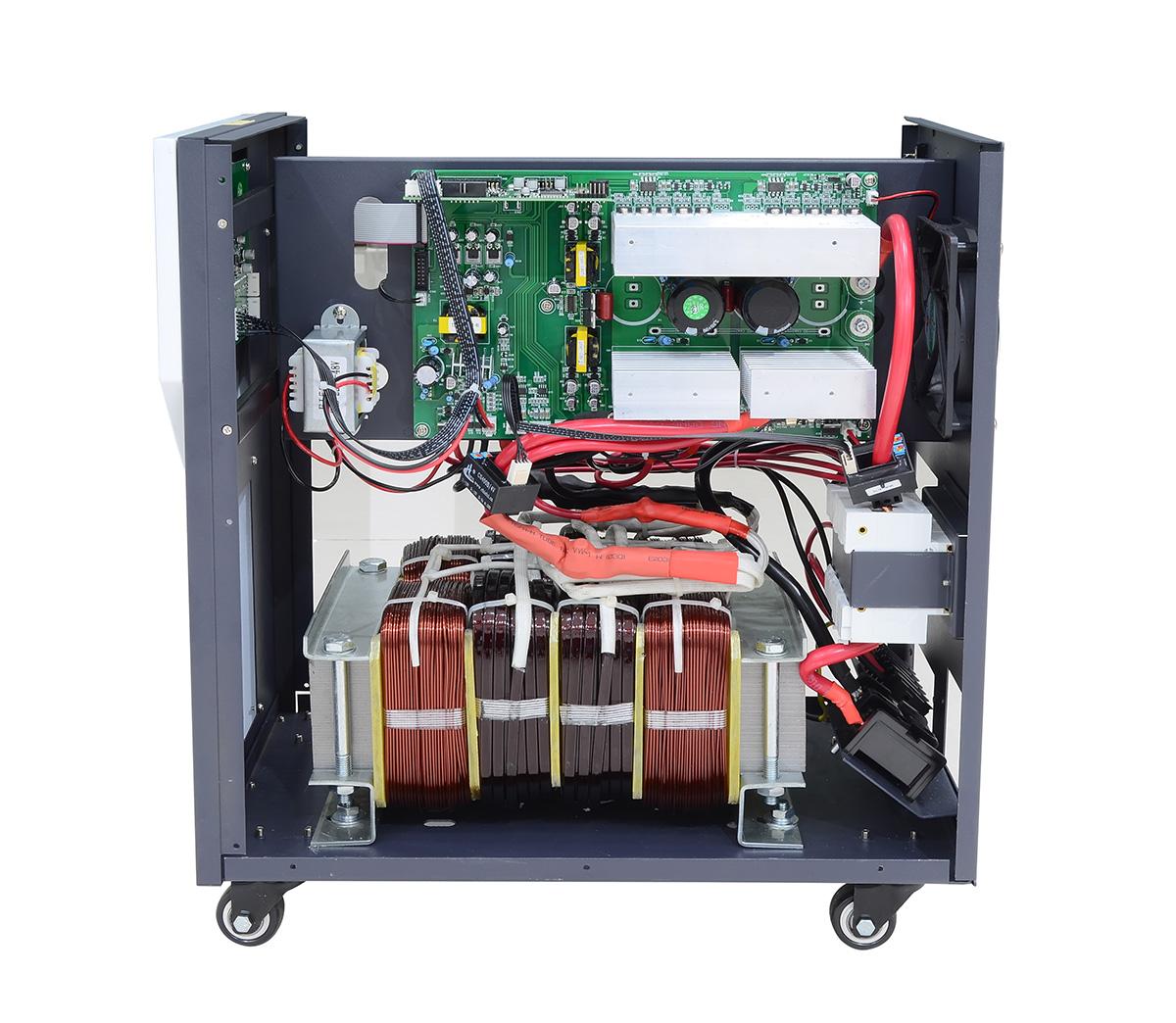 ZRS PV+AC Hybrid Inverter