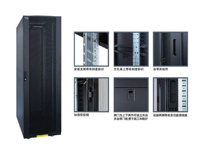 豪華F型網絡服務器機柜