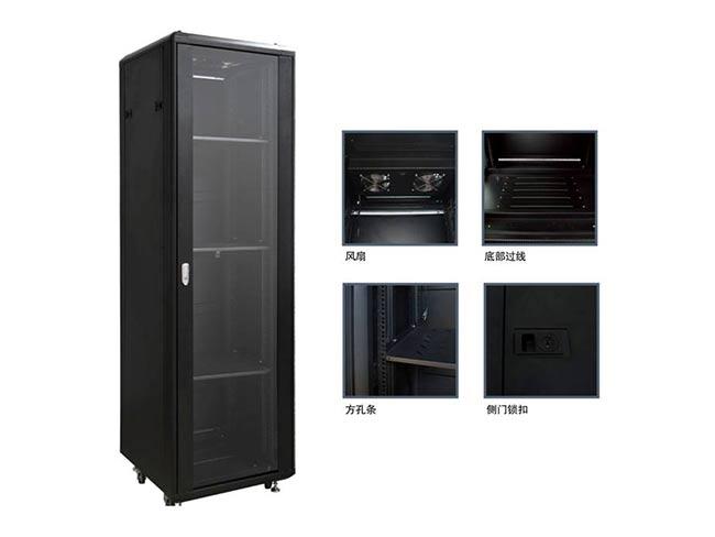 标准D型网络服务器机柜