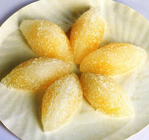 椰蓉水晶饺