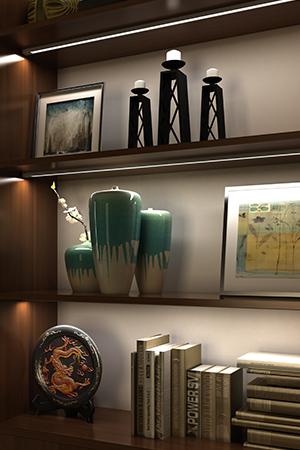 Cabinet Lamp