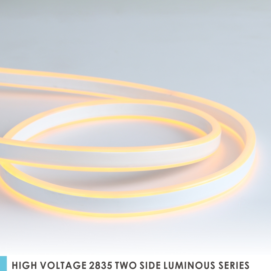 HIGH VOLTAGE 2835 TWO SIDE LUMINOUS SERIES