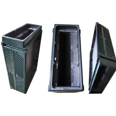 铝压铸散热器成品
