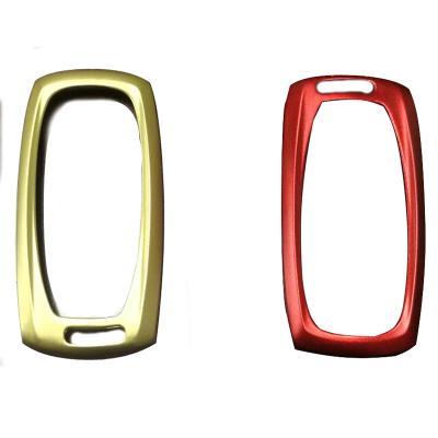 彩色氧化两色外框(金色及红色)