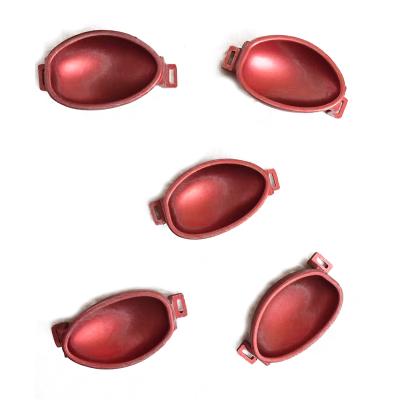 彩色氧化眼罩红色