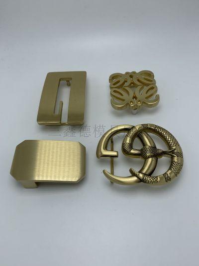 铜压铸皮带扣