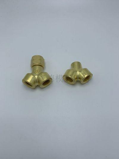 铜压铸水嘴