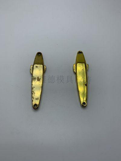 铜压铸仿生鱼