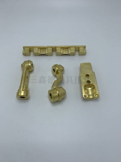铜压铸产品