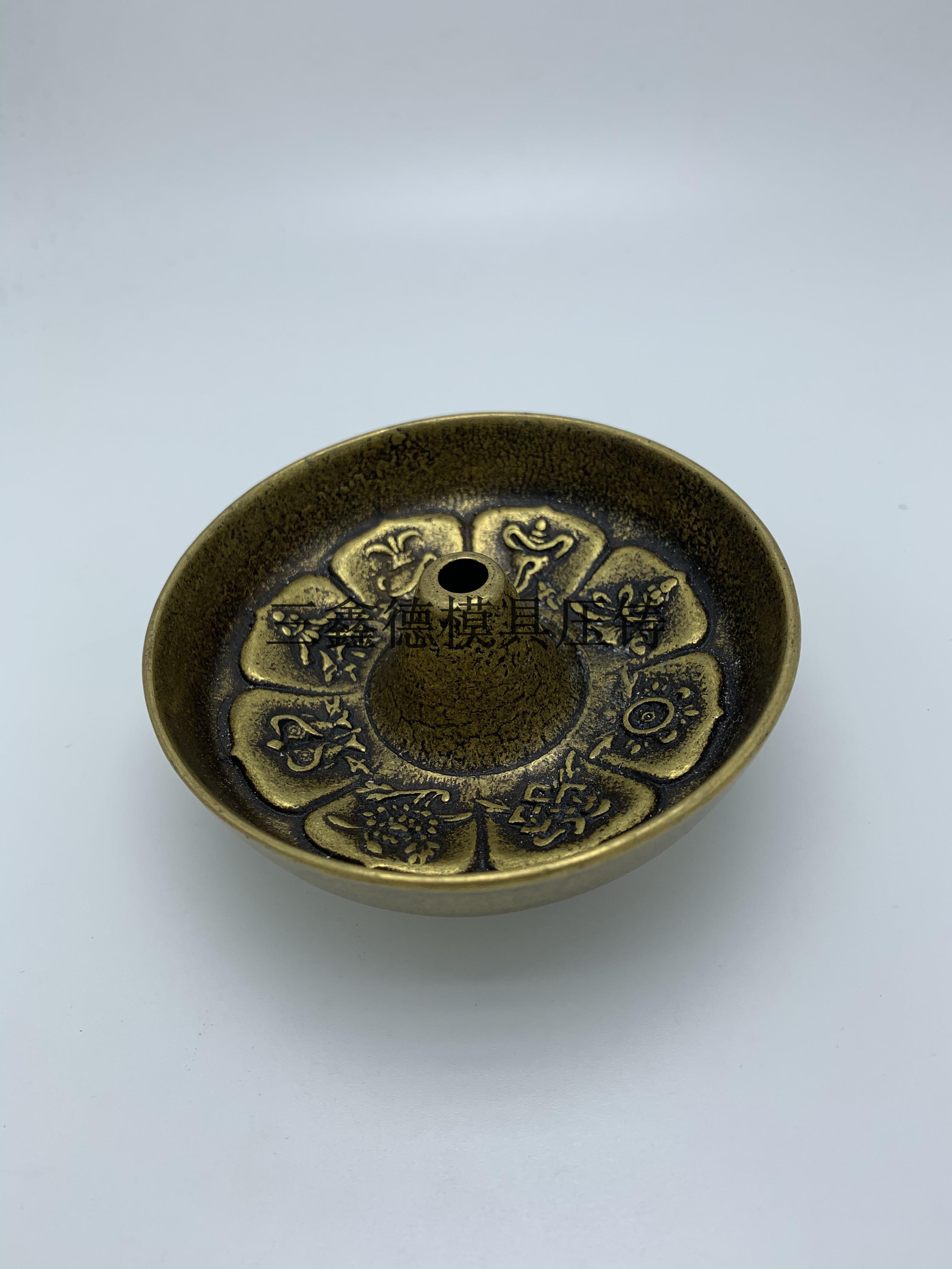 铜压铸铜碗
