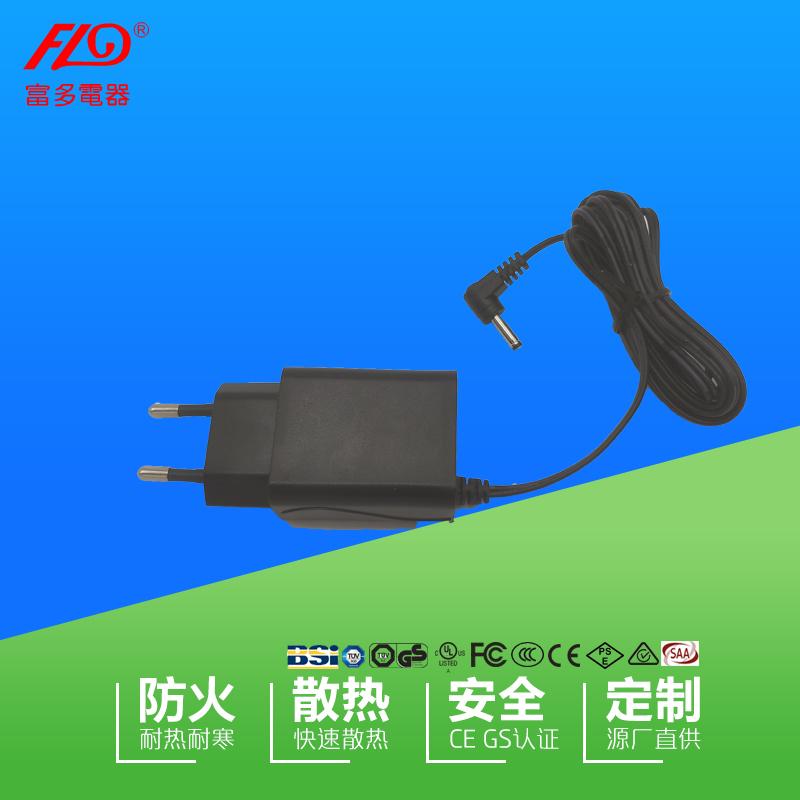 富多出售低频变压器欧规GS认证5v0.2a电源适配器