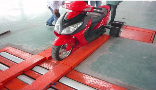 XKMJ 摩托车安全性能检测线