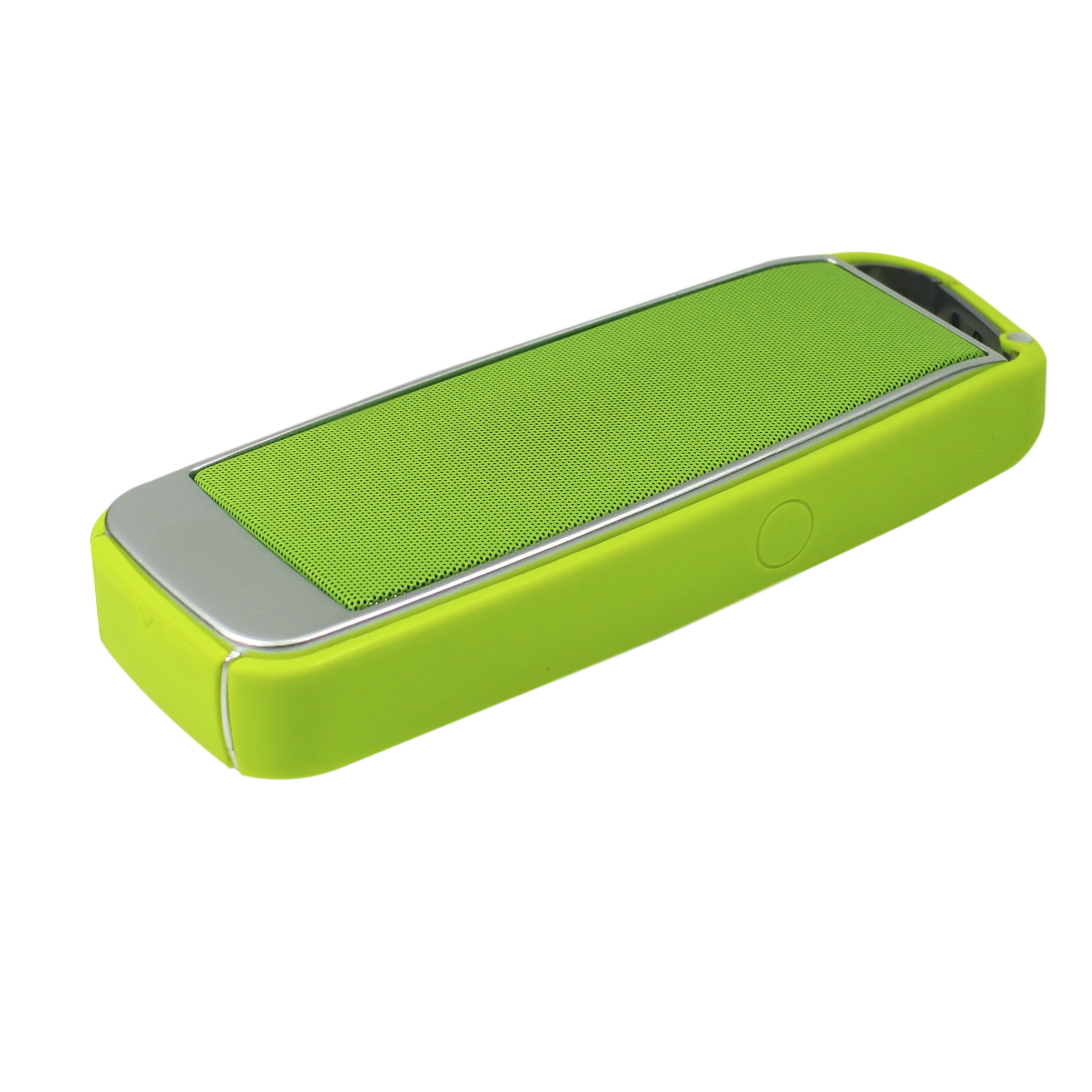 Sporty Portable BT Speaker with Power Bank