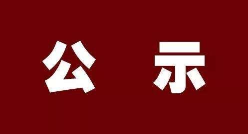 关于广东省高级职称申报人基本情况的公示