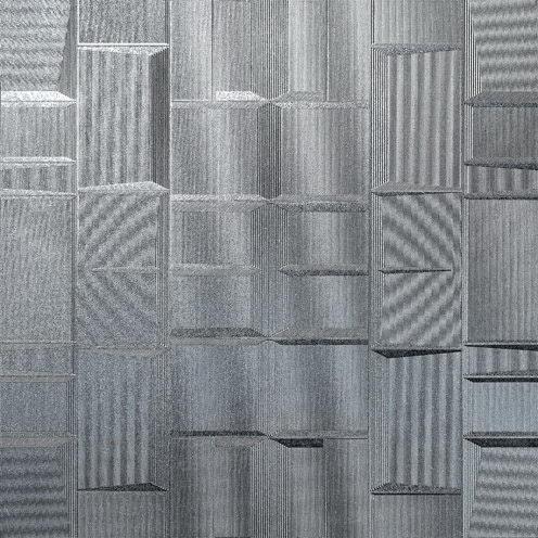金属砖JS6002B