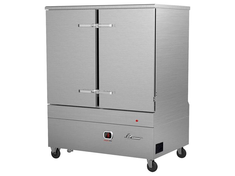 电磁电热蒸饭柜