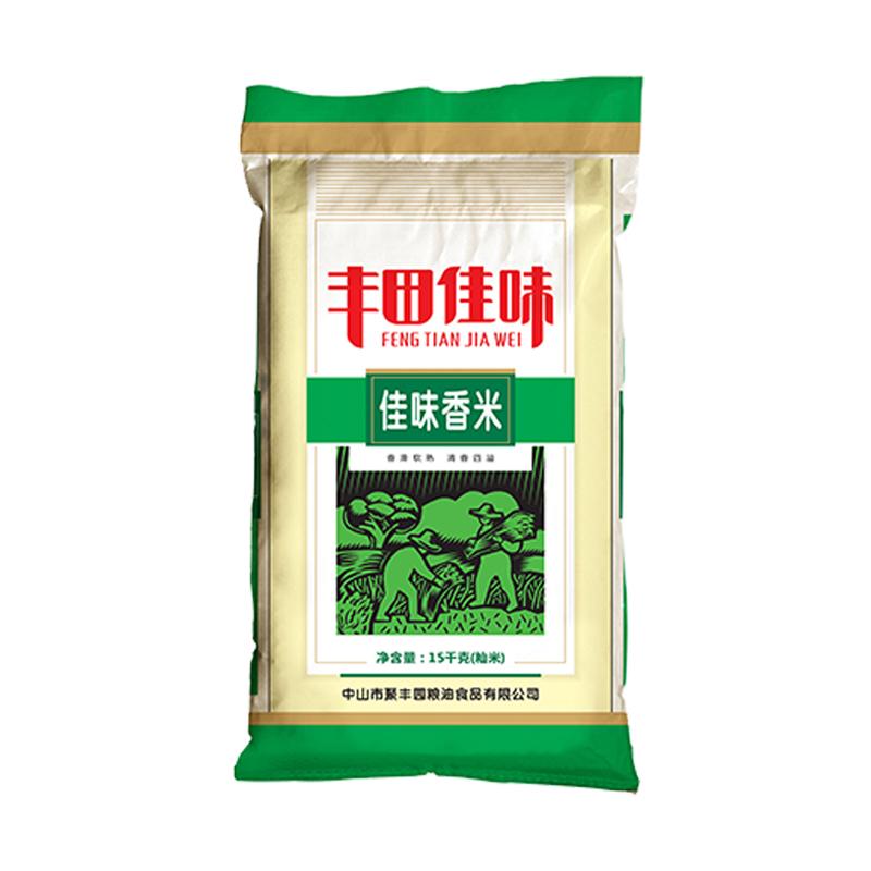 丰田佳味香米15kg