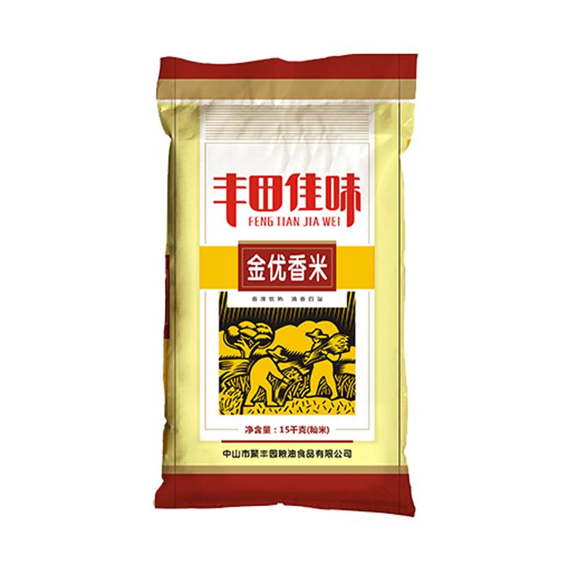 丰田金优香米15kg