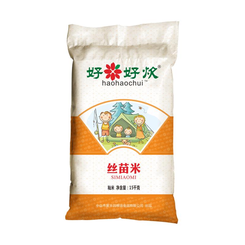 好好炊丝苗米15kg